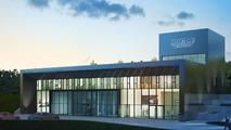 Hyundai previews their Nurburgring test center