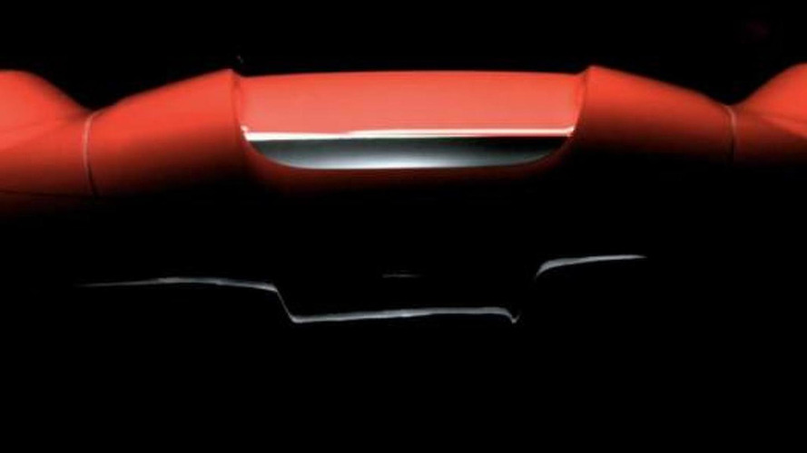 Ferrari F70 teased once again