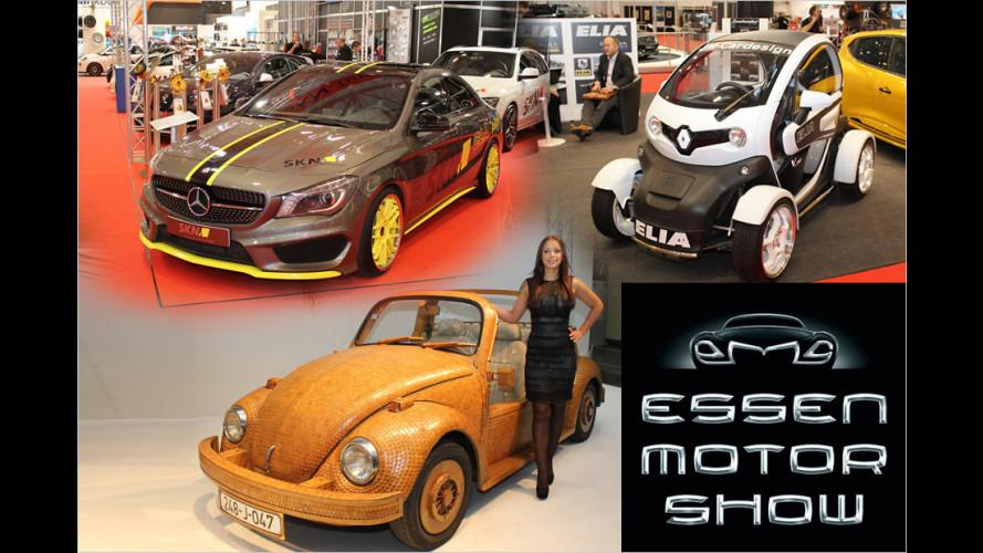 Essen Motor Show 2013: Die Highlights