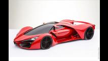 Genie und Wahnsinn: Hypercar-Design