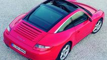 New Porsche 911 Targa Revealed
