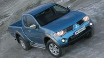 All New Mitsubishi L200 (Europe)