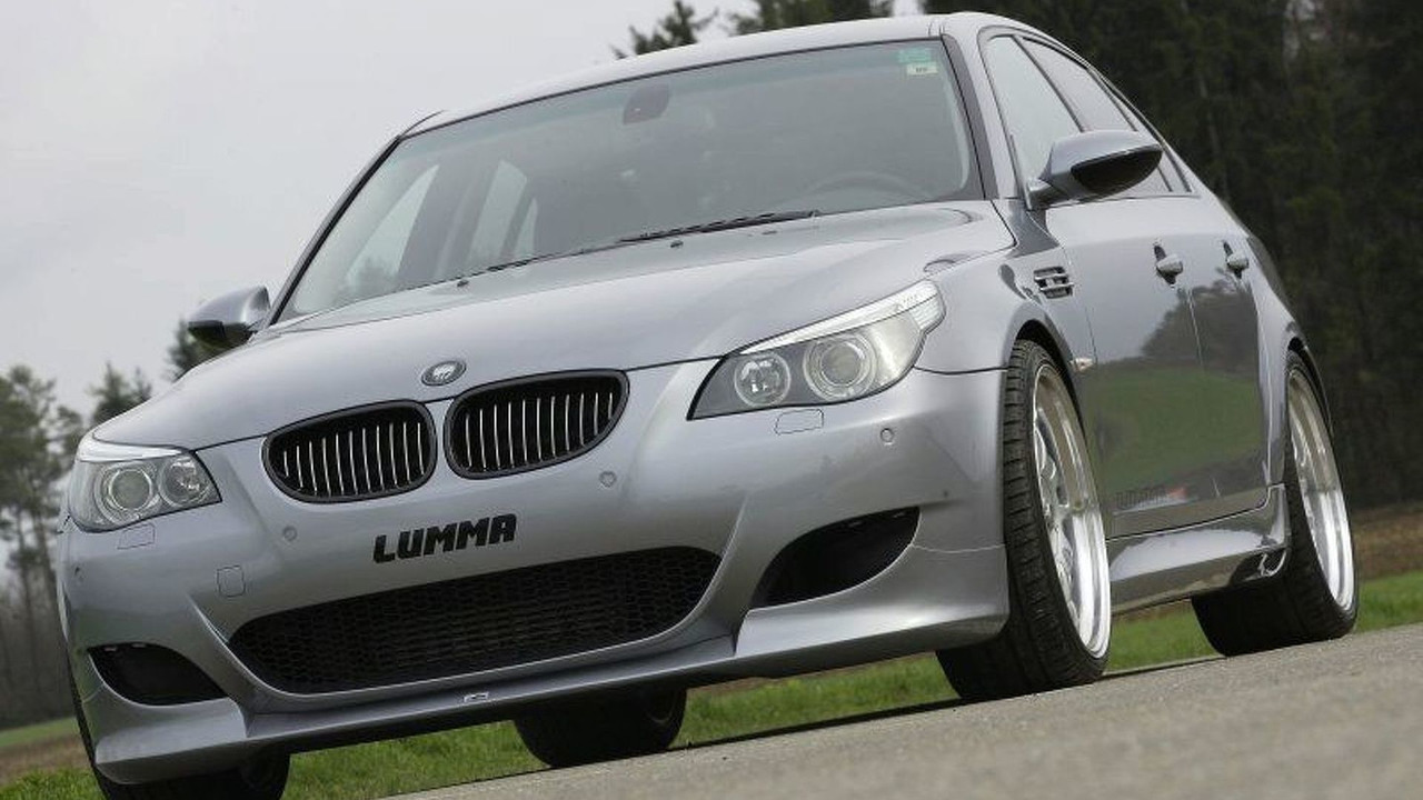 BMW CLR M5 by Lumma Design
