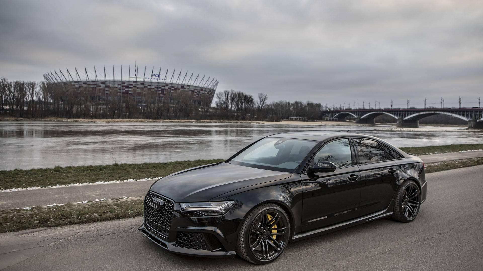 Audi Hasnt Made An RS Sedan This Generation Yet One Exists - Audi sedan