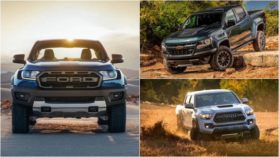 Ford Ranger Raptor: How Does It Stack Up Against The Competition?