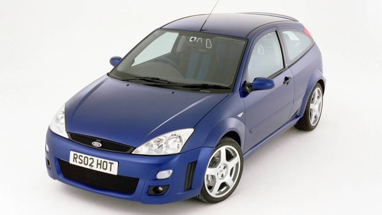 Ford Focus RS (2002)
