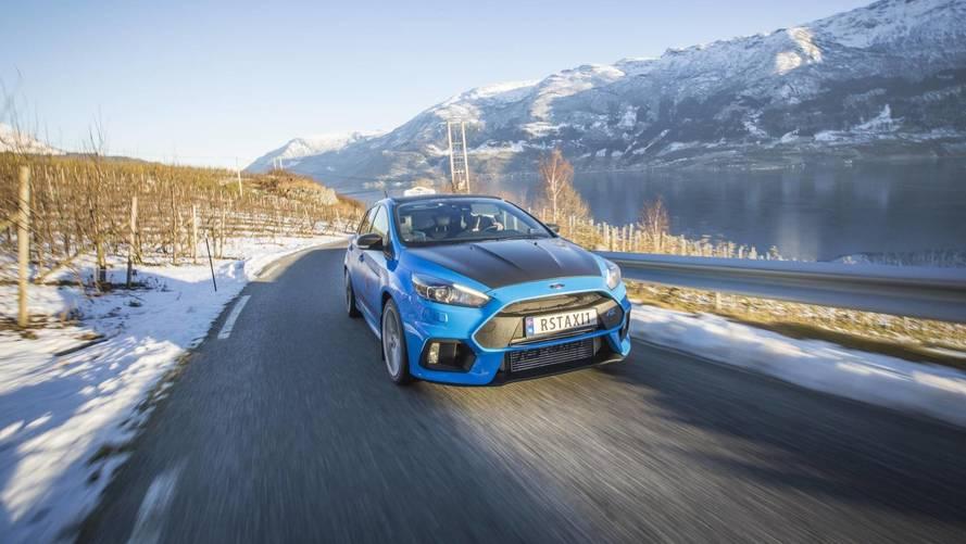 Meet The Norwegian Taxi Driver Who Runs A Ford Focus RS