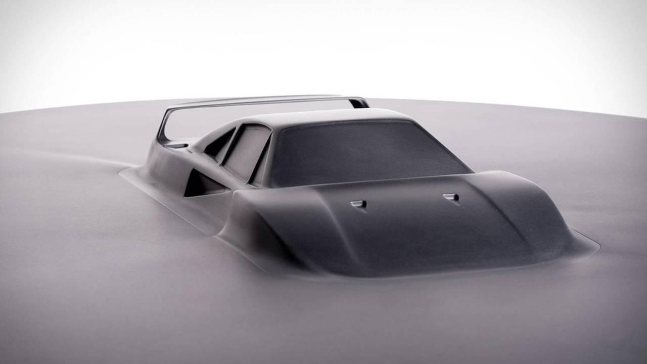 Discommon Ferrari F40 Coffee Table