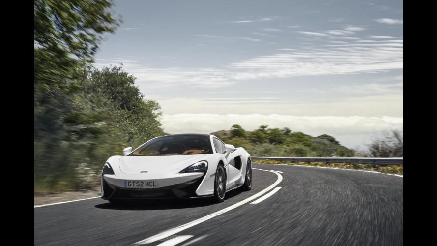 McLaren arricchisce la gamma Sport Series