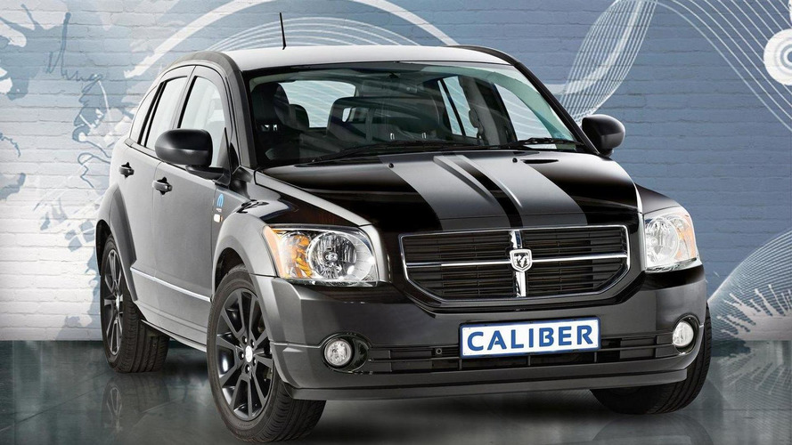 Dodge Caliber Mopar Edition announced for South Africa