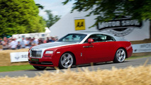 Rolls-Royce at Goodwood 2015