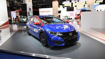 Honda at 2015 IAA