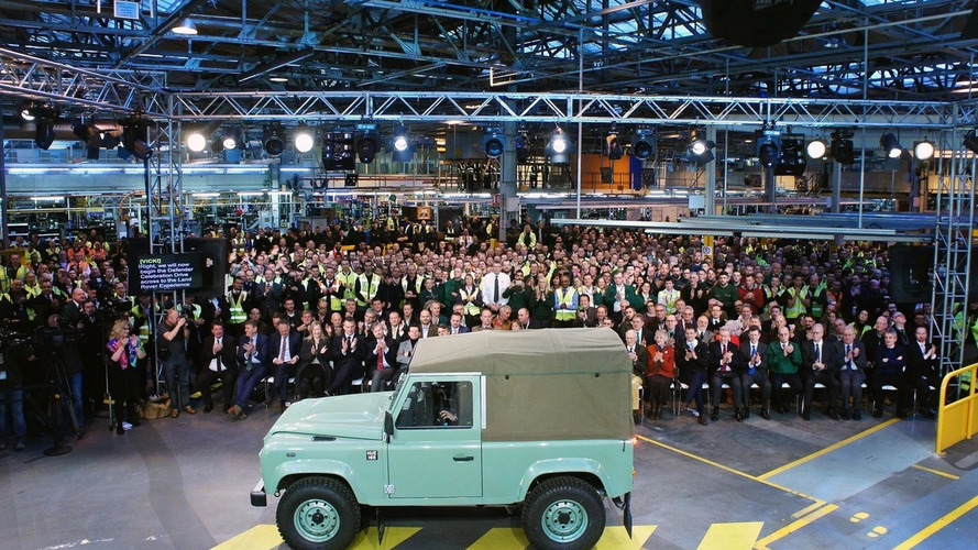 Land Rover Defender production ends after 68 years