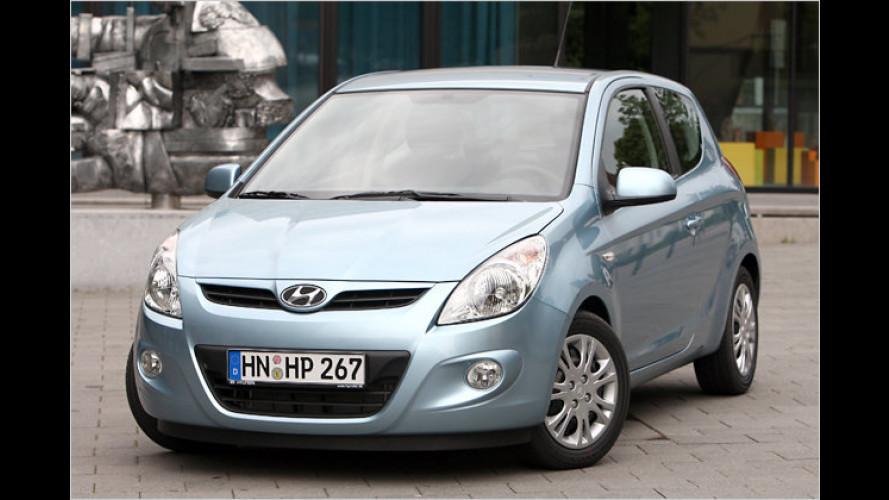 Hyundai i20: Neuer Diesel soll beim Sparen helfen