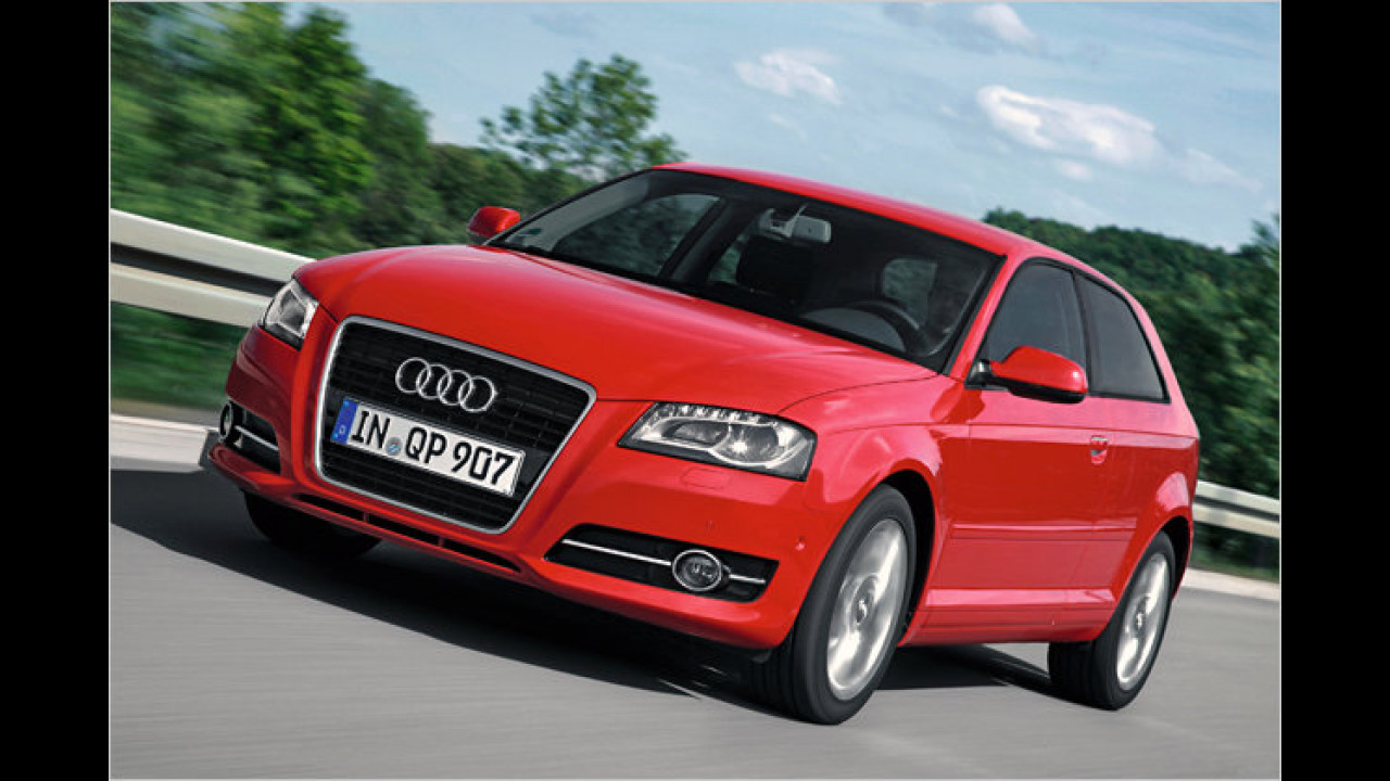 Audi A3 1.6 TDI 99g Attraction