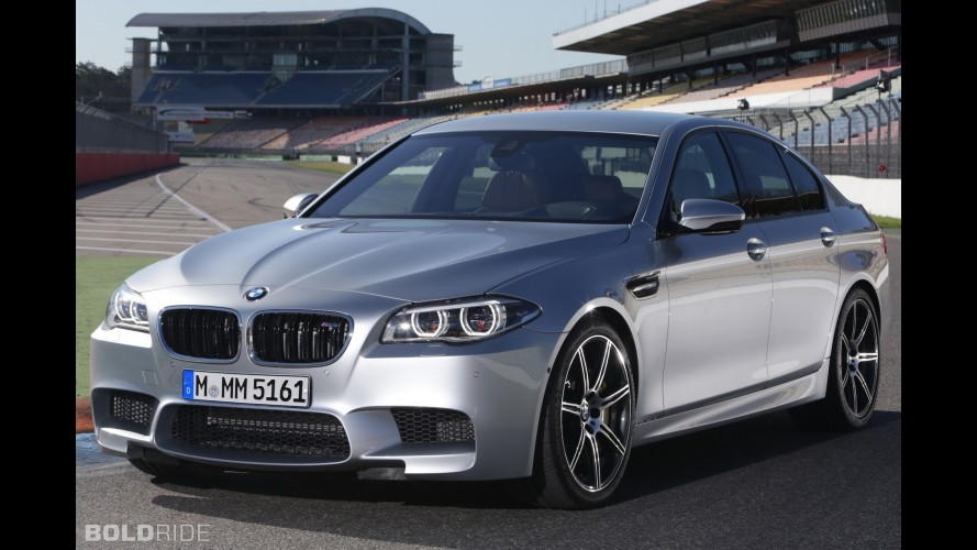 BMW M5 Competition Package