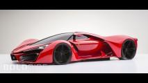 Ferrari F80 Concept by Adriano Raeli