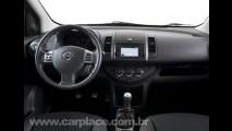 Nissan apresenta a nova geração do monovolume Note 2009 em Paris