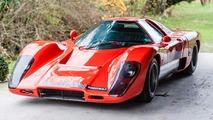 Ultra-rare 1969 Can-Am McLaren on sale
