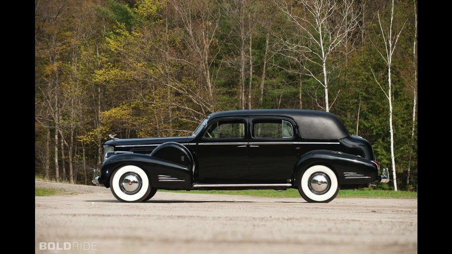 Cadillac V-16 Seven-Passenger Formal Sedan by Fleetwood