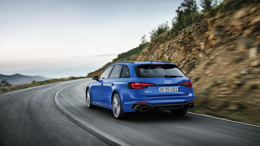 Ezt biztos megpakolnád: Audi RS 4 Avant