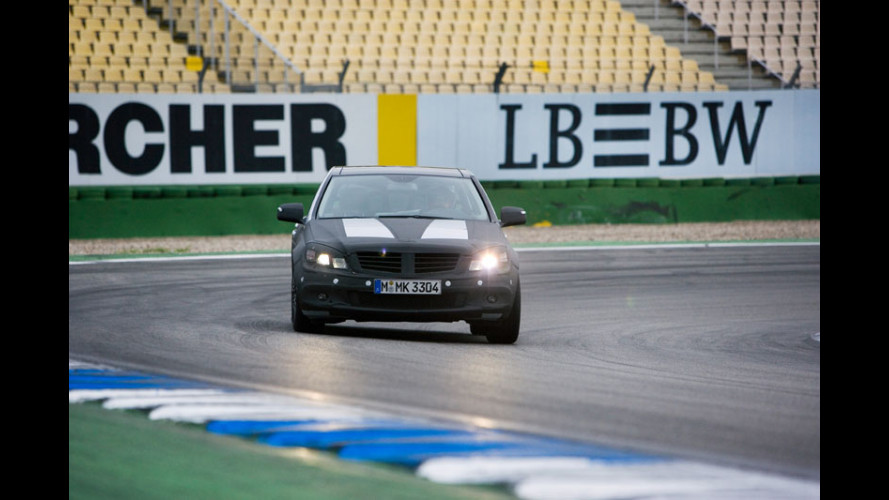 La nuova Mercedes Classe C: waiting for...