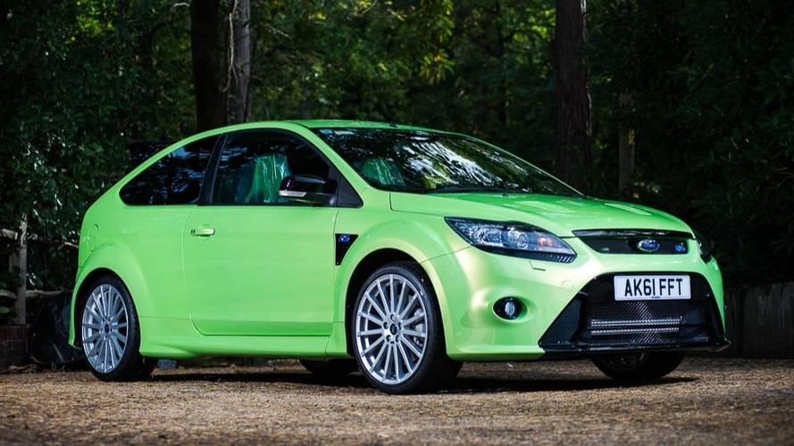 Une Focus RS de 2011 quasi neuve vaut-elle 50'000 euros ?