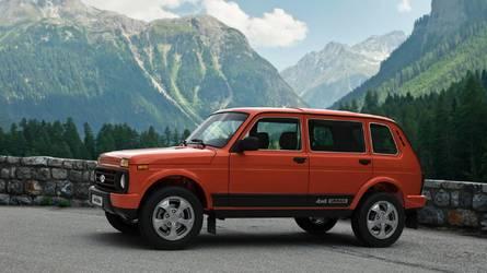 3.3 millió forinttól indul az ötajtós Lada 4x4 ára