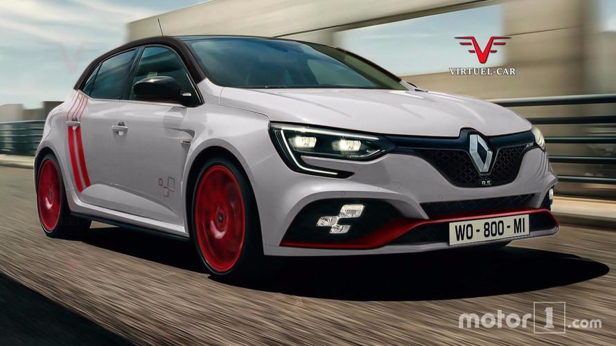 Design - La future Renault Mégane IV R.S. Trophy-R déjà imaginée
