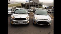 Garagem CARPLACE #2: novo Ka é na verdade o novo Fiesta