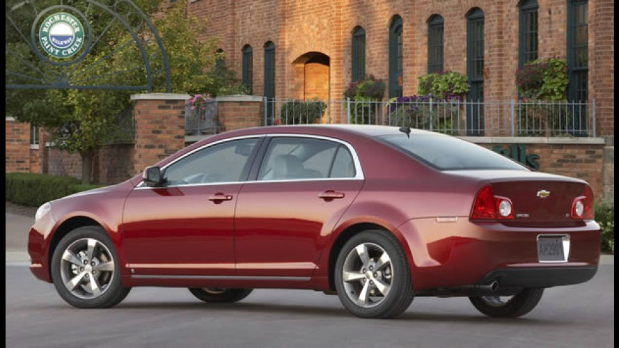 GM confirma lançamento do Chevrolet Malibu no Brasil - Apresentação oficial será em maio