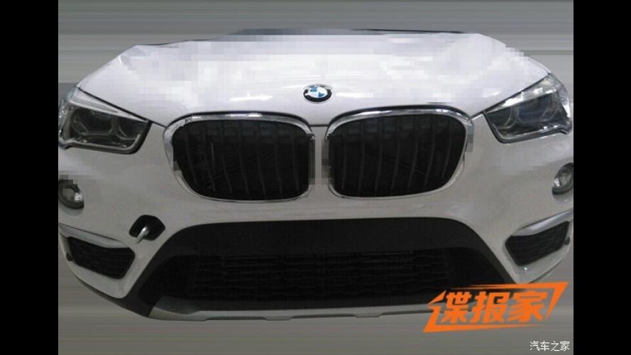 Flagra: veja como será o novo BMW X1 brasileiro