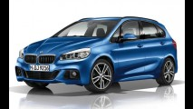 BMW Série 2 Active Tourer com pacote M é revelado