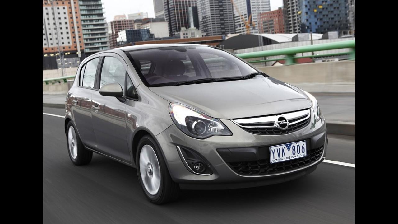 Choque de marcas: CEO da GM enxerga canibalização entre Chevrolet e Opel