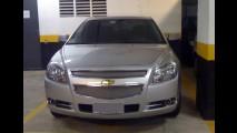 Chevrolet Malibu já circula em SP - Veja impressões