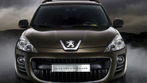 Peugeot Holland & Holland 4007 Concept Car