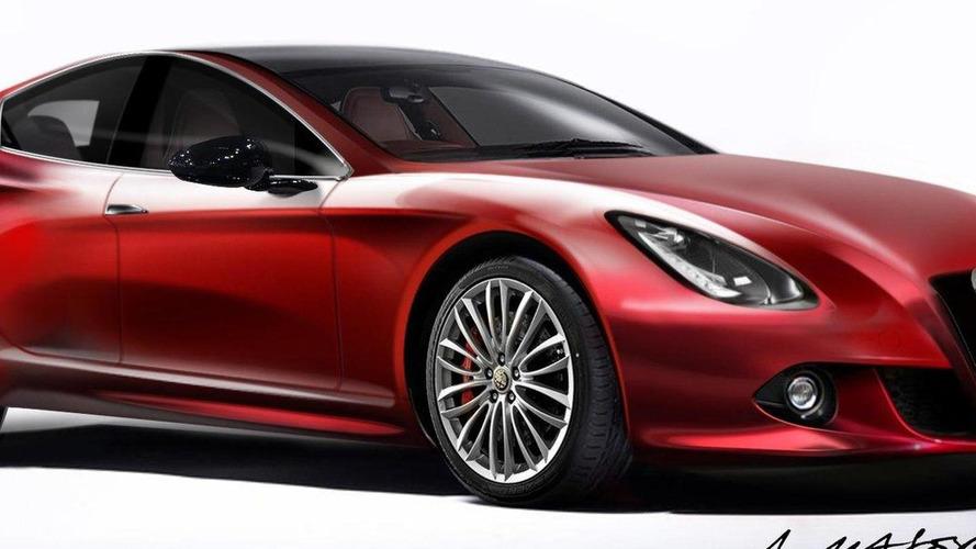 Alfa Romeo's fourth revival plan involves new rear-wheel drive architecture named 'Giorgio' - report