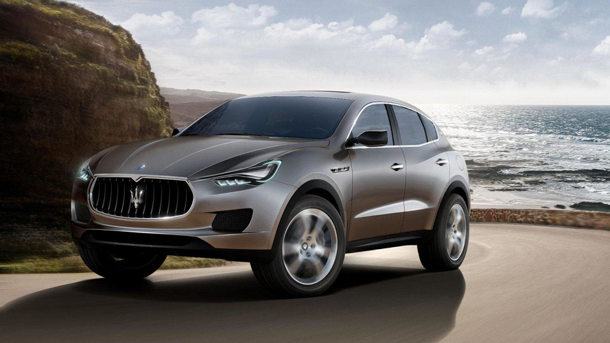 Maserati Levante won't be based on the Jeep Grand Cherokee after all - report
