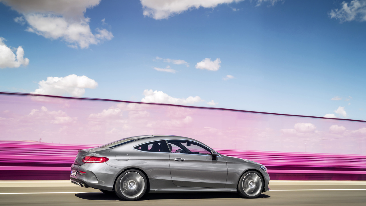 2016 Mercedes-Benz C300 4MATIC