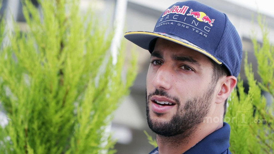 Ricciardo happy 2018 Red Bull deal is now public