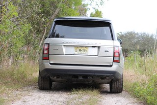 The 2016 Range Rover is Way Better Than the Kardashians Make It Look: Review