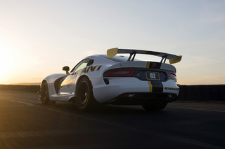A Viper, A Track, and the Racing Spirit of Bob Bondurant