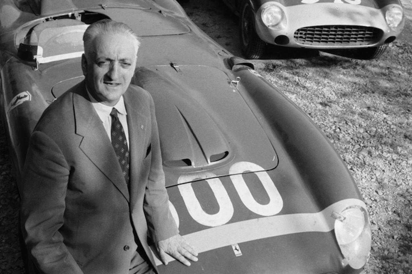 Arrestado un grupo criminal que pretendía robar el cadáver de Enzo Ferrari