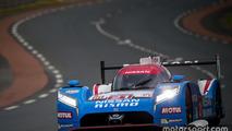 #21 Nissan Motorsports Nissan GT-R LM NISMO: Tsugio Matsuda, Lucas Ordonez, Mark Shulzhitskiy