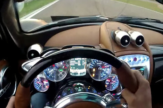 POV Footage of Driving a Supercar Makes us Wish we Hit the Lottery [video]