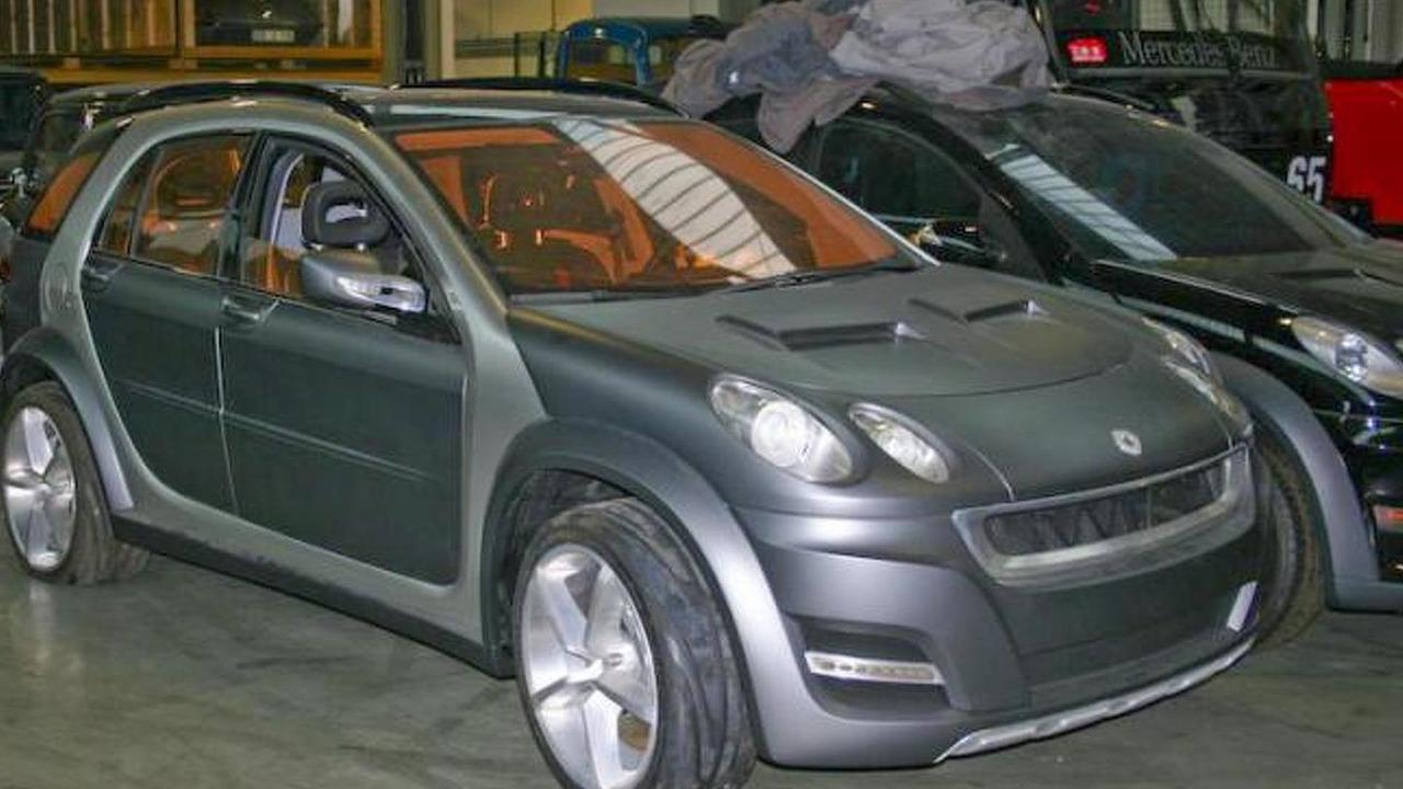 2005 Smart ForMore concept