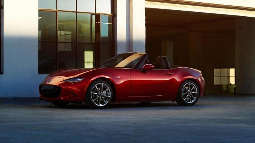 Fiat's version of the Mazda MX-5 will be called 124 Spider