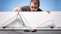 Audi Q2 Scale Model Photographs