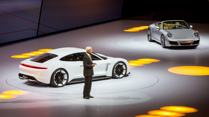 Porsche Says Don't Worry As EV Push Won't Kill Traditional Cars