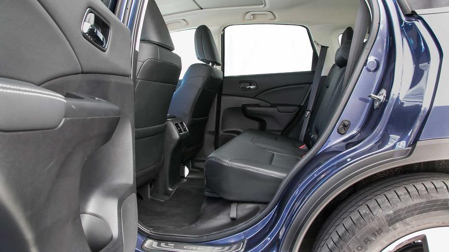 Prueba Honda CR-V 1.6 i-DTEC 160 CV
